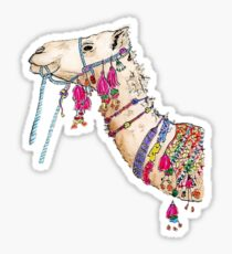 Camel Sticker