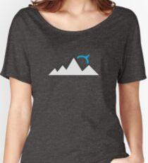 Echo Mountain Women's Relaxed Fit T-Shirt