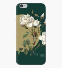 Winter Blooms iPhone Case