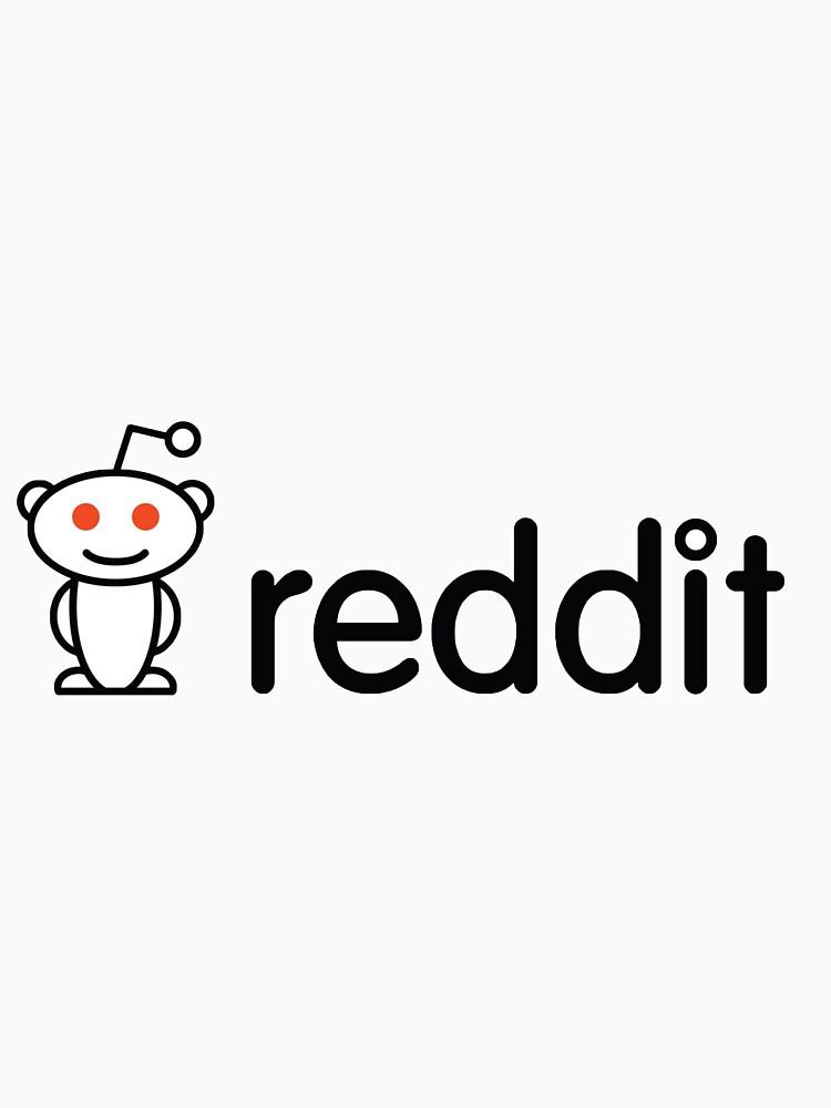Reddit Logo by waterymoki