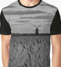 Norfolk Broads Graphic T-Shirt