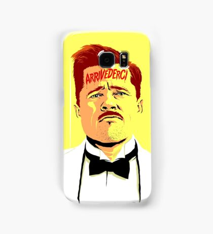 I Don't Speak Italian Samsung Galaxy Case/Skin