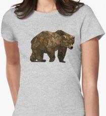 Geometric Bear T-Shirt