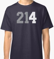 Dallas 214 Classic T-Shirt