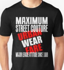 URBAN WEAR FARE Unisex T-Shirt