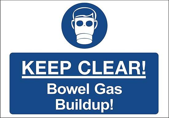 Bowel Gas Buildup! by Vince Fitter
