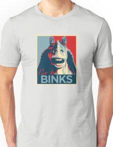 Jar Jar Binks : Hope Unisex T-Shirt