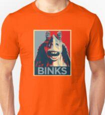 Jar Jar Binks - Hope : Inspired By Star Wars Unisex T-Shirt