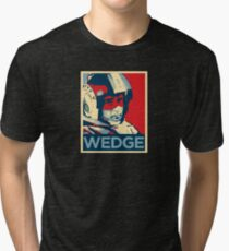Wedge - Hero of the Rebellion : Inspired By Star Wars Tri-blend T-Shirt