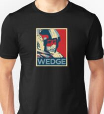 Wedge - Hero of the Rebellion : Inspired By Star Wars Unisex T-Shirt