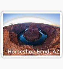 Horseshoe Bend, Arizona Sticker