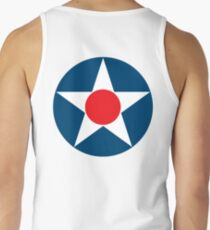 AIR FORCE, SYMBOL, WWII, USA, Pre War, To May 1942 Tank Top
