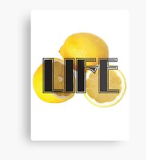 When Life Gives You Lemons 1 Metal Print