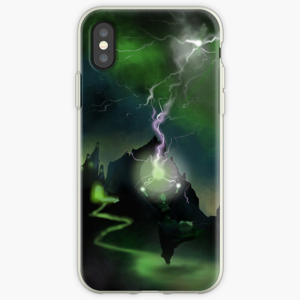 Fury of The Wicked Witch  iPhone Case & Cover