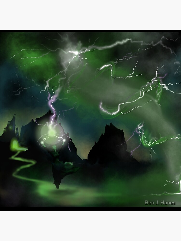 Fury of The Wicked Witch  by benjhanes