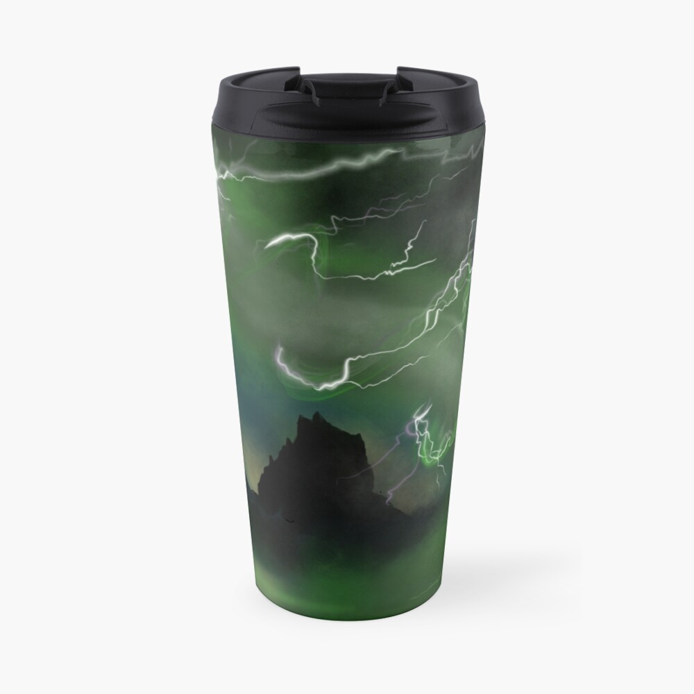 Fury of The Wicked Witch  Travel Mug