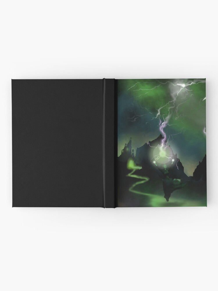 Alternate view of Fury of The Wicked Witch  Hardcover Journal