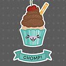 Chomp! by JudithzzYuko