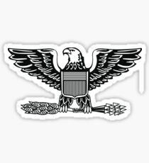 ARMY, Military, Colonel, rank, insignia, United States Army, Air Force, Marine Corps. Sticker