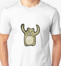 cartoon bear Unisex T-Shirt