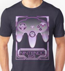 Chrome Nintendo 64 Unisex T-Shirt