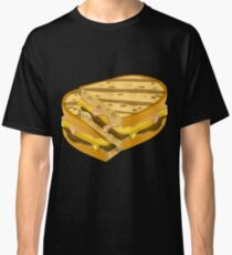 Glitch Food obvious panini Classic T-Shirt