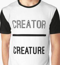 CREATOR>creature Graphic T-Shirt