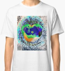 Tachyonen-Energie Herz4 Classic T-Shirt