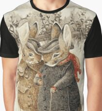 Beatrix potter - Chatting amongst friends Graphic T-Shirt