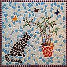 Kitty Mosaic by FedericoArts