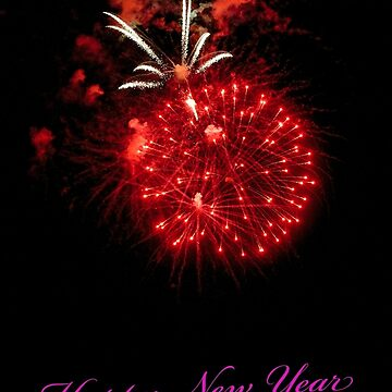 Happy New Year by eyalna