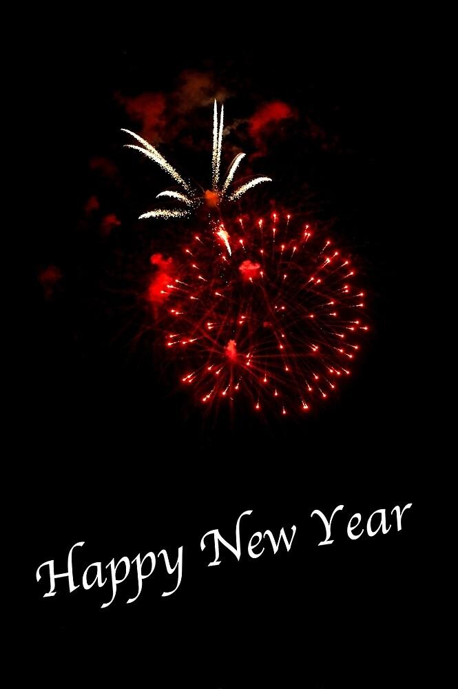 Happy New Year by Eyal Nahmias
