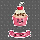 Munch! by JudithzzYuko