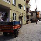 Eine Straße in Mürefte von rasim1