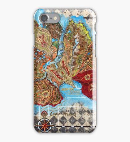 Leaf Island iPhone Case/Skin