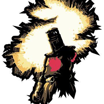 The Black Knight Rises by daniellekenedy