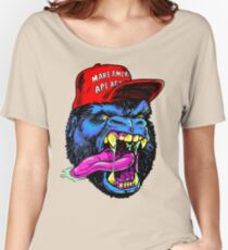 Make America Ape Again Women's Relaxed Fit T-Shirt
