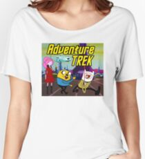 Adventure Trek! Women's Relaxed Fit T-Shirt