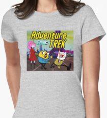 Adventure Trek! Women's Fitted T-Shirt