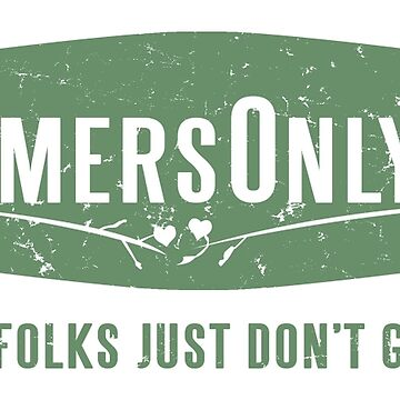 Farmers Only (green logo) by A-Game