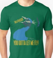Let Me Fly Unisex T-Shirt