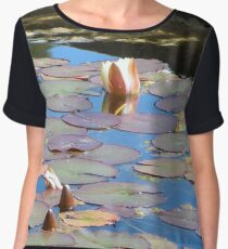Parceval House garden Yorkshire revealed more Women's Chiffon Top
