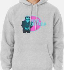Elvis Costello Pop Art Pullover Hoodie