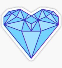 Love Diamond Sticker