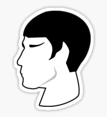Fascinating! - Spock Sticker