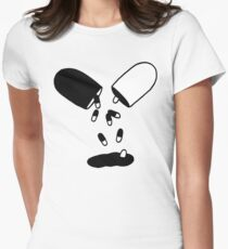 Prozac Nation Womens Fitted T-Shirt