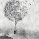 Dandelion Daydream by DavidWHughes
