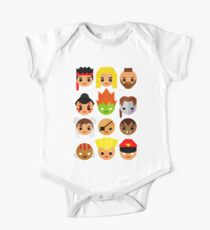 Street Fighter 2 Mini One Piece - Short Sleeve