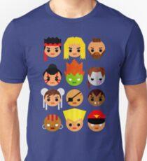 Street Fighter 2 Mini T-Shirt