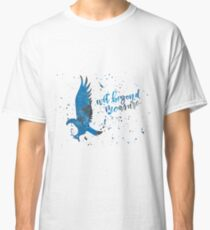 House Eagle Wit Beyond Measure Watercolor Classic T-Shirt